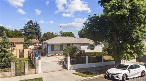 Photo of 8042 Noble Avenue, Panorama City, CA 91402 (MLS # SR21091922)