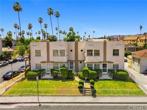 Photo of 1001 N Alexandria Avenue, Los Angeles, CA 90029 (MLS # PF20141923)