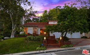 Photo of 9771 DONINGTON Place, Beverly Hills, CA 90210 (MLS # 18352924)