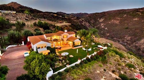 Photo of 3960 Decker Edison Road, Malibu, CA 90265 (MLS # 21681924)