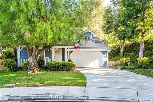 Photo of 23903 Whitfield Place, Valencia, CA 91354 (MLS # SR20217924)