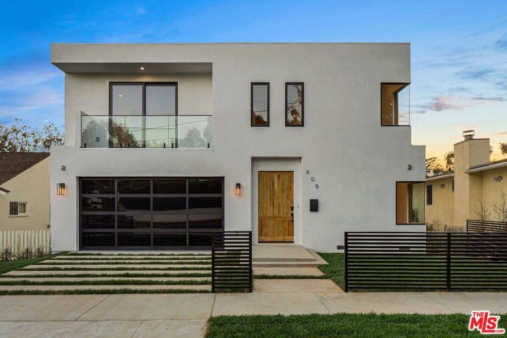 605 Baylor Street, Pacific Palisades, CA 90272 - MLS#: 21768924