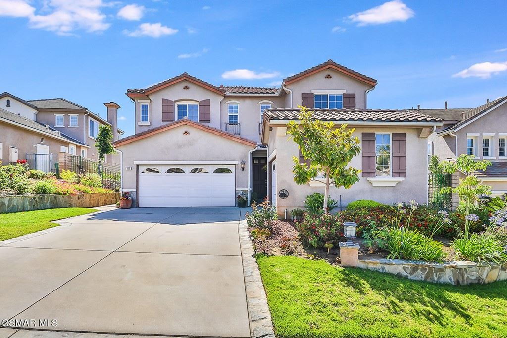 Photo of 152 Crest Court, Simi Valley, CA 93065 (MLS # 221003924)