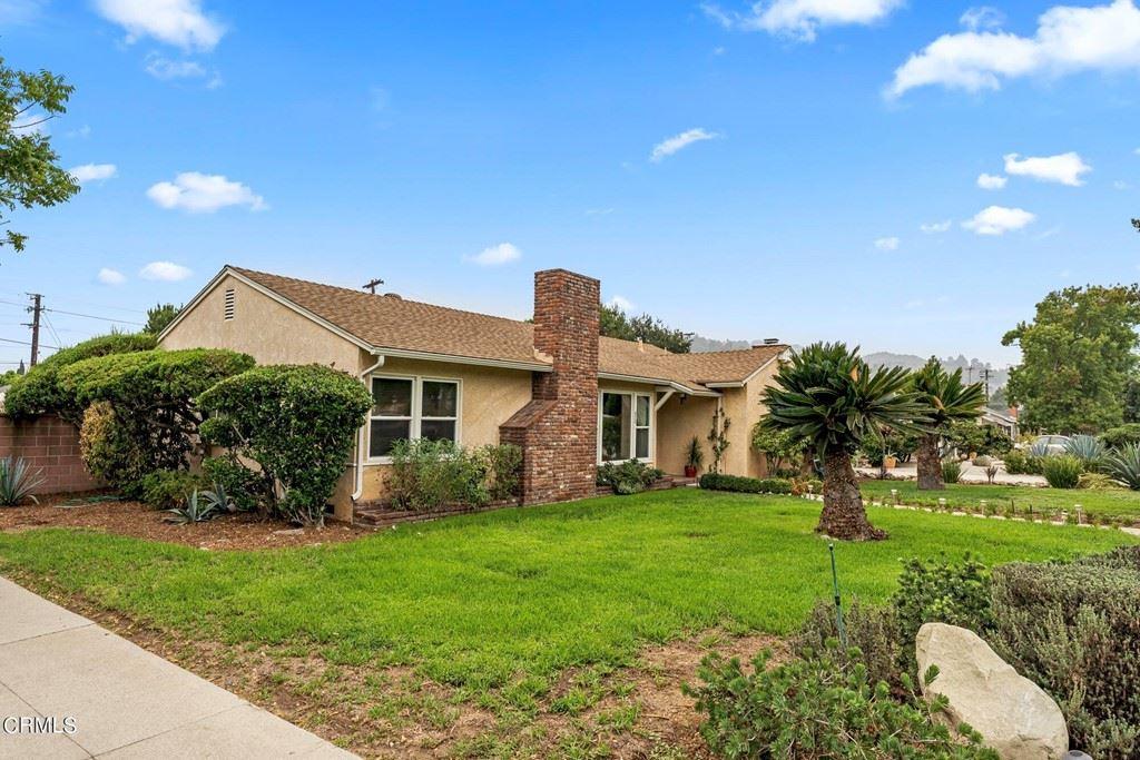 870 Arwin Street, Pasadena, CA 91103 - #: P1-6924