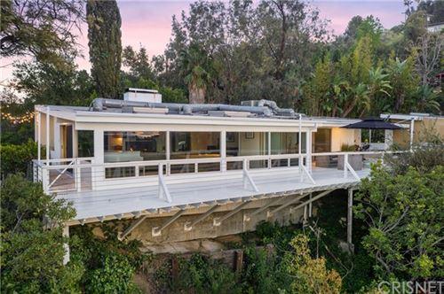 Photo of 3555 Multiview Drive, Los Angeles, CA 90068 (MLS # SR21064925)