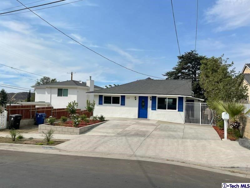 10309 Pinyon Avenue, Tujunga, CA 91042 - MLS#: 320007925