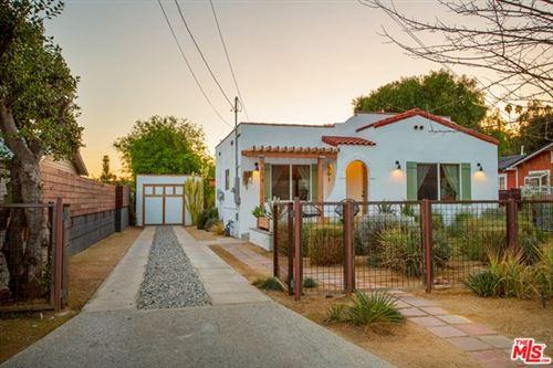 Photo of 6654 Pollard Street, Los Angeles, CA 90042 (MLS # 21701926)