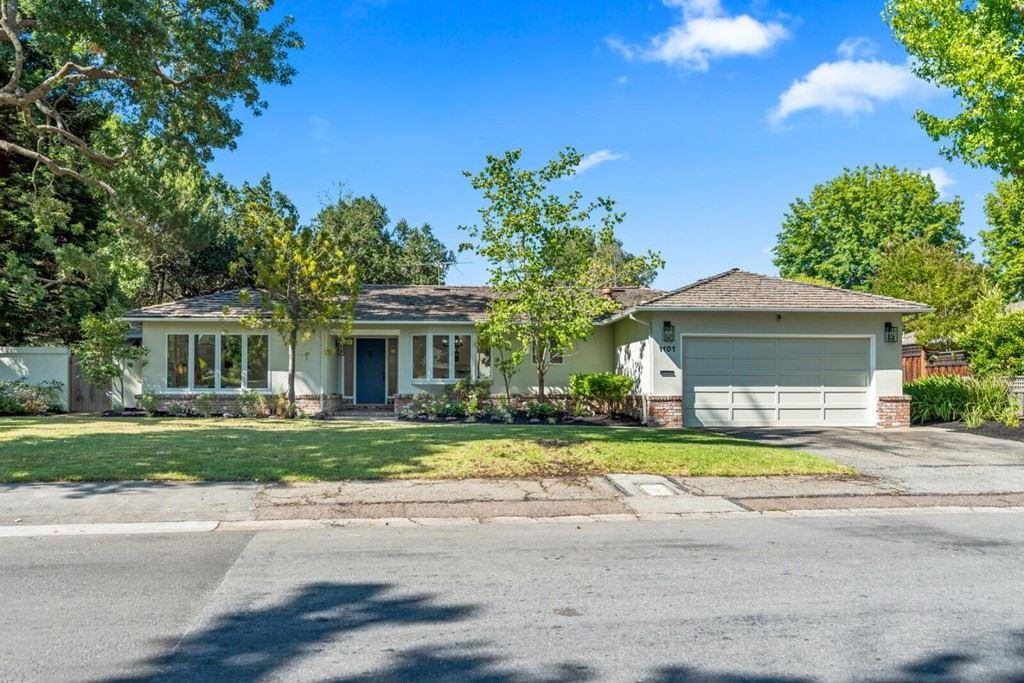1101 Cotton Street, Menlo Park, CA 94025 - MLS#: ML81854926
