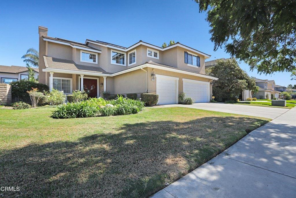 2448 Jacaranda Drive, Oxnard, CA 93036 - MLS#: V1-8926