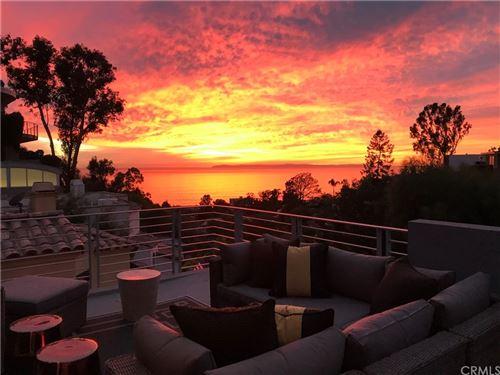 Photo of 845 Summit Drive, Laguna Beach, CA 92651 (MLS # OC21041927)