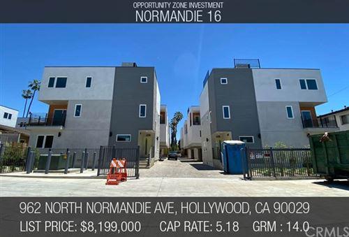 Photo of 962 N Normandie Avenue, Hollywood, CA 90029 (MLS # PW20081927)