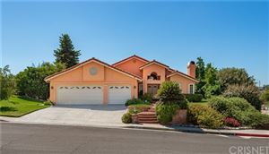Photo of 17864 Tuscan Drive, Granada Hills, CA 91344 (MLS # SR19245927)
