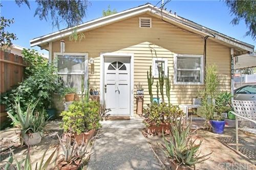 Photo of 14841 Archwood Street, Van Nuys, CA 91405 (MLS # SR21068927)