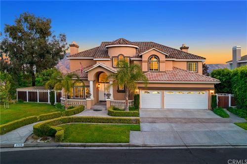 Photo of 27010 Abbey Glen Drive, Yorba Linda, CA 92887 (MLS # TR21112927)