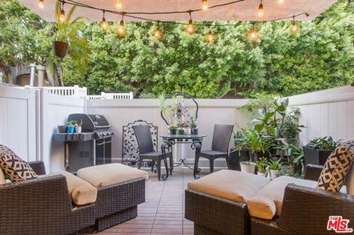 Photo of 7309 Franklin Avenue #101, Los Angeles, CA 90046 (MLS # 21684928)