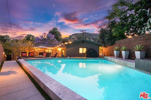 Photo of 2906 Nichols Canyon Road, Los Angeles, CA 90046 (MLS # 21690928)