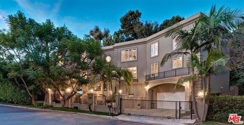 Photo of 1040 Brooklawn Drive, Los Angeles, CA 90077 (MLS # 21698928)