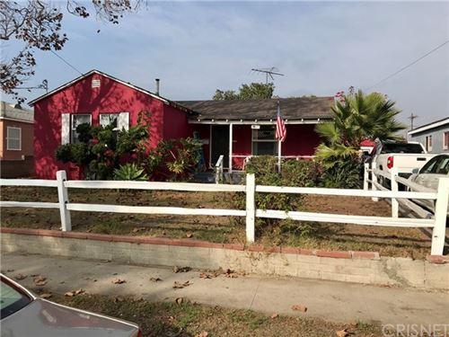 Photo of 3617 W 111th Street, Inglewood, CA 90303 (MLS # SR20245928)