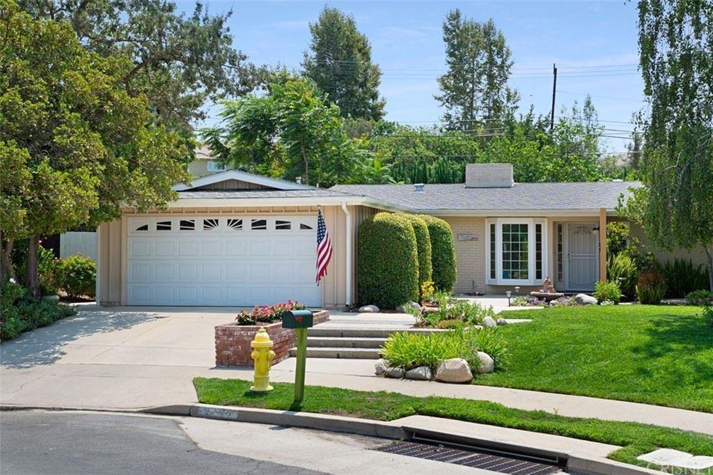 2125 Saxe Court, Thousand Oaks, CA 91360 - #: SR21178928