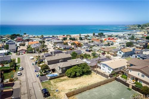 Photo of 0 H Street Parcel 1(Lots 22 & 23), Cayucos, CA 93430 (MLS # SC21097929)