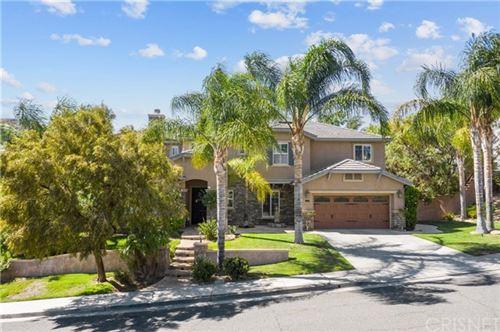 Photo of 24235 Palo Verde Drive, Valencia, CA 91354 (MLS # SR21125929)