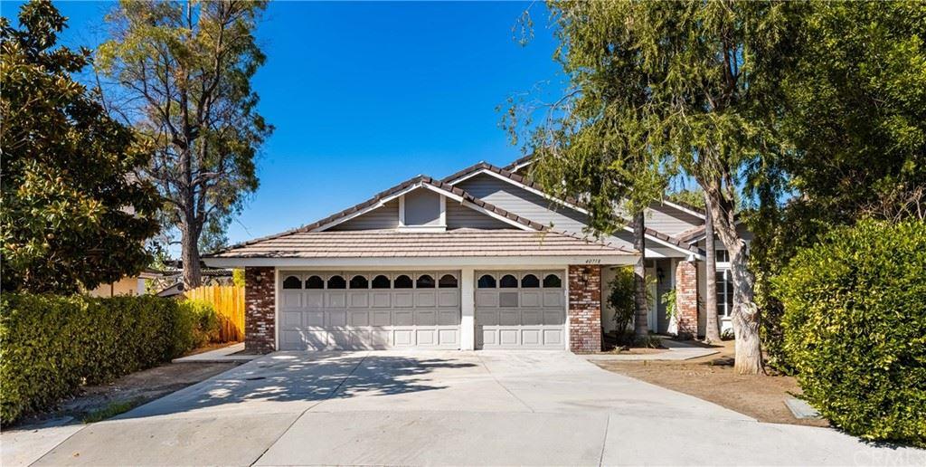40718 Locata Court, Murrieta, CA 92562 - MLS#: PW21202929