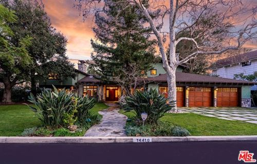 Photo of 14410 VILLA WOODS Place, Pacific Palisades, CA 90272 (MLS # 19536930)