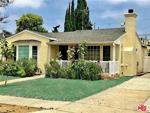 Photo of 3552 Redwood Avenue, Los Angeles, CA 90066 (MLS # 20601930)