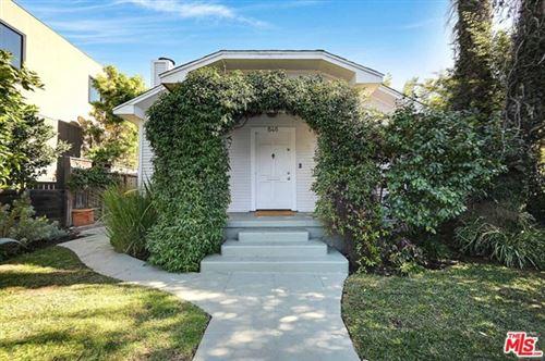 Photo of 846 Milwood Avenue, Venice, CA 90291 (MLS # 20658930)