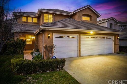 Photo of 25629 Frost Lane, Stevenson Ranch, CA 91381 (MLS # SR21020930)