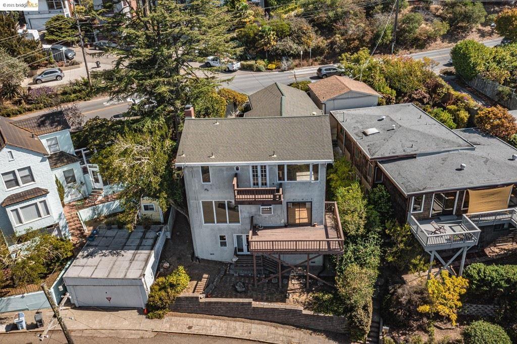 934 Grizzly Peak Blvd, Berkeley, CA 94708 - MLS#: 40970931