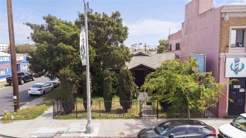 6200 S Vermont Avenue, Los Angeles, CA 90044 - MLS#: SR21073931