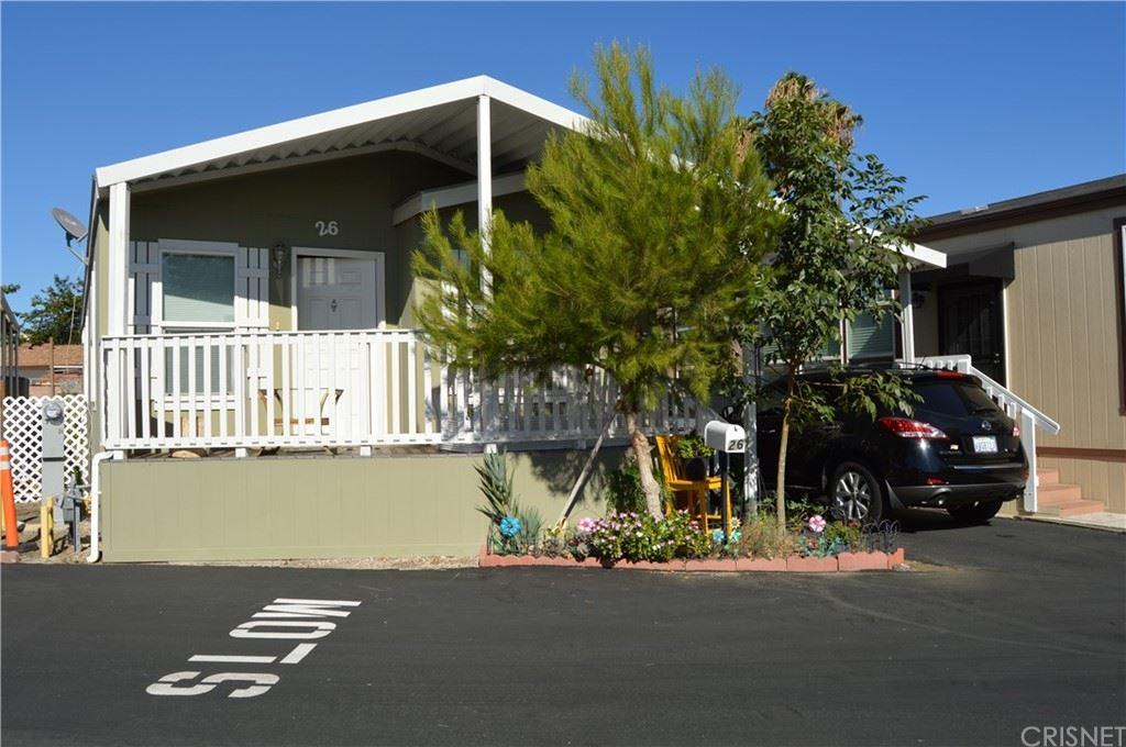 18323 Soledad Canyon Rd #26, Canyon Country, CA 91387 - MLS#: SR21189931