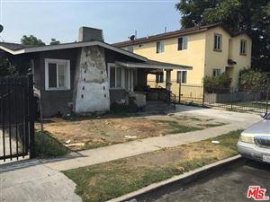 Photo of 216 W 83RD Street, Los Angeles, CA 90003 (MLS # 18375932)