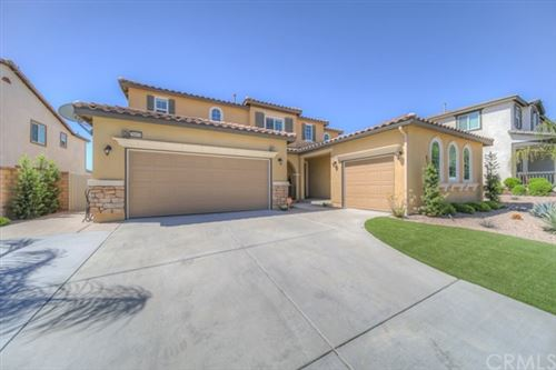 Photo of 25975 Pueblo Ct, Menifee, CA 92584 (MLS # EV20095932)