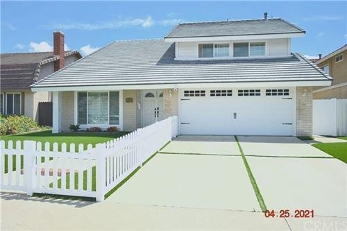 Photo of 14242 SAARINEN Court, Irvine, CA 92606 (MLS # WS21087933)