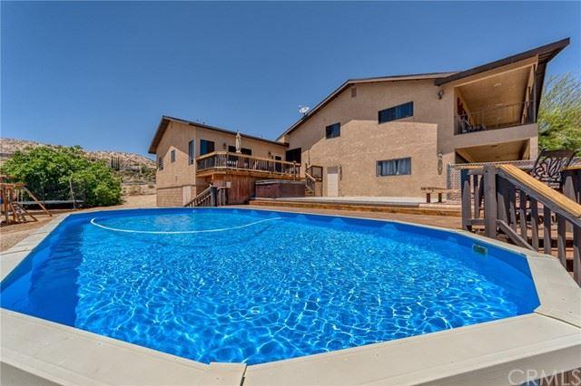 54395 Pinon Drive, Yucca Valley, CA 92284 - MLS#: JT21095933