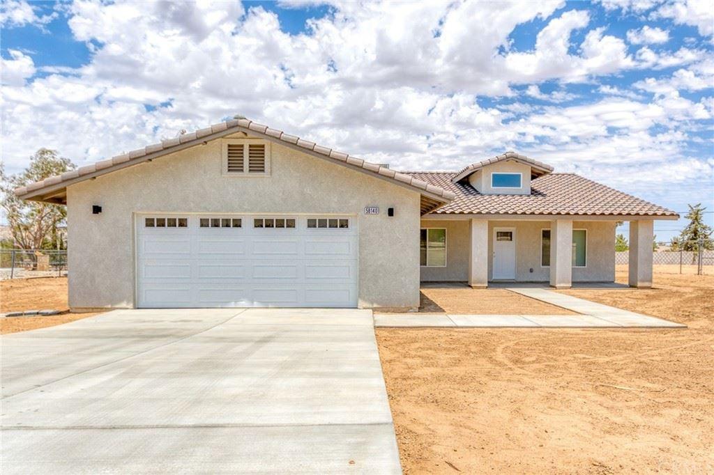 58844 Delano Trail, Yucca Valley, CA 92284 - MLS#: JT21167933