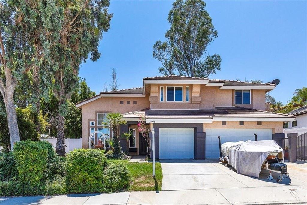 42712 Mountain Shadow Road, Murrieta, CA 92562 - MLS#: SW21141933