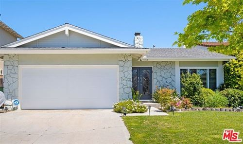 Photo of 5142 LINDBLADE Drive, Culver City, CA 90230 (MLS # 20570934)
