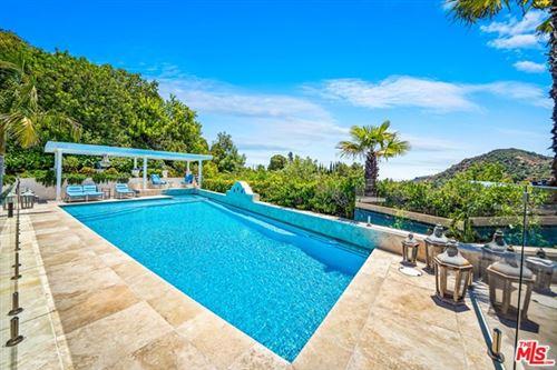 Photo of 9620 Highridge Drive, Beverly Hills, CA 90210 (MLS # 20596934)