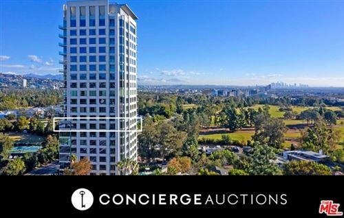 Photo of 1200 Club View Drive #9S, Los Angeles, CA 90024 (MLS # 21677934)