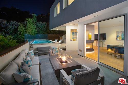 Photo of 8469 FRANKLIN Avenue, Los Angeles, CA 90069 (MLS # 21711934)