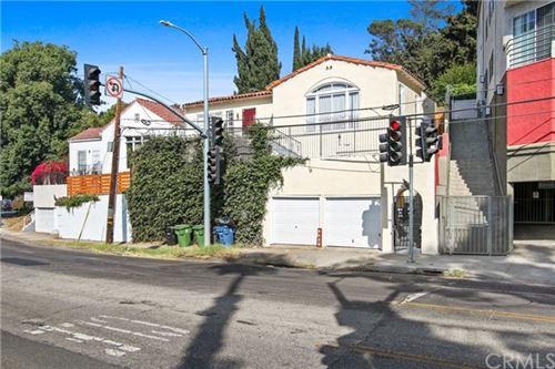 Photo of 2338 N Cahuenga Boulevard, Hollywood Hills, CA 90068 (MLS # CV20046934)