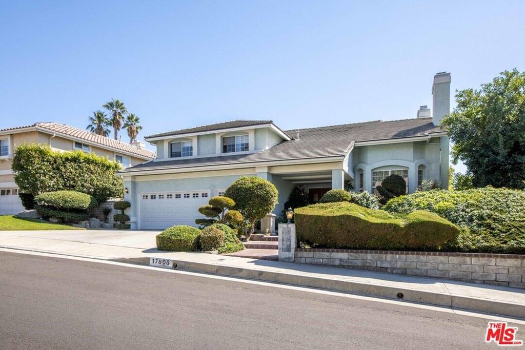 Photo of 17806 Arvida Drive, Granada Hills, CA 91344 (MLS # 21795934)