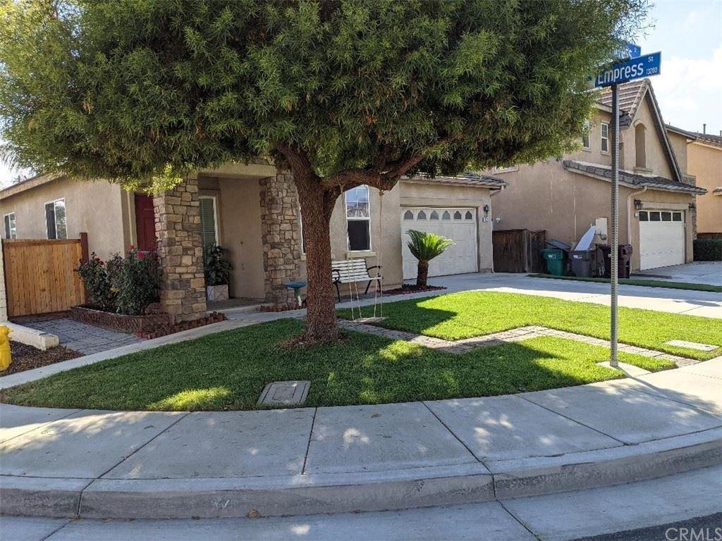 22219 Empress Street, Moreno Valley, CA 92553 - #: CV21233934