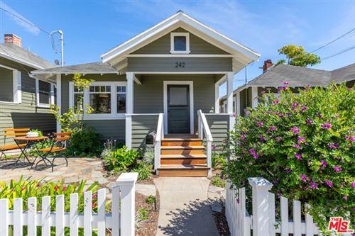 Photo of 242 Hill Street, Santa Monica, CA 90405 (MLS # 20577936)