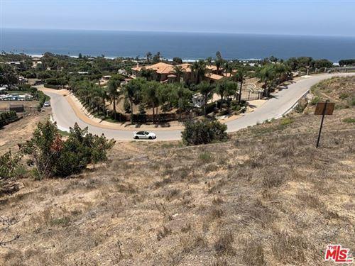 Photo of 0 Sea View Drive, Malibu, CA 90265 (MLS # 20604936)