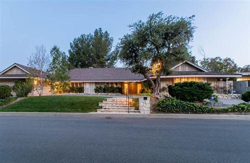 Photo of 16630 Demaret Place, Granada Hills, CA 91344 (MLS # 221001936)