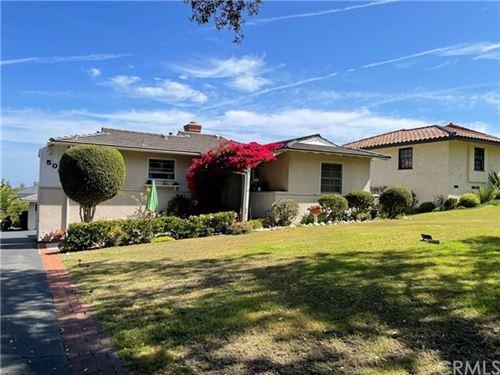 Photo of 509 Yarmouth Road, Palos Verdes Estates, CA 90274 (MLS # SB21135936)